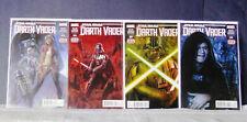Star Wars Darth Vader 3 4 5 6 run Set of 4 (2015-2016) Marvel Comics