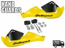 Motorcycle Yellow Handguards Polisport fits Cagiva 500 WMX 85