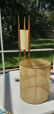 MODELINE Table  Lamp,LAMP SHADE ONLY,Adrian Pearsall Design, Teak Danish Modern