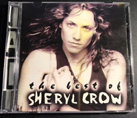 SHERYL CROW - THE BEST OF CD -RARE & HARD TO FIND - VGC