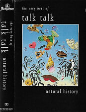 Talk Talk ‎Natural History The Very Best Of  CASSETTE ALBUM New Wave Synth-pop