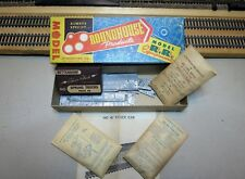 """Roundhouse S-102 HO Scale All Die-cast Metal 40' Stock Car Kit """"Pennsylvania"""""""