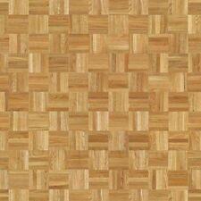 Dolls House Miniature Parquet Flooring Honey Colour Oak Square Effect
