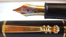 stylo plume MONTBLANC Menuhin Plume M.Série limitée non numérotée de l'an 2000
