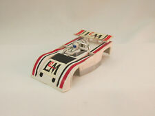 AURORA AFX #1767 WHITE/RED/BLACK L&M LOLA T-260 CAN-AM SHELL ~ NOS COND!!