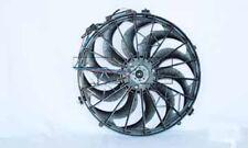 For BMW E31 850i E32 735i E34 525i E36 A/C Condenser Fan Assembly TYC 611230