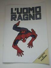 Album Repro+ set completo Figurine Uomo Ragno Spider-man ELAH + Striscia Fumetto
