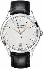 MONTBLANC HERITAGE CHRONOMETRIE AUTOMATIC MEN'S DRESS WATCH - 112520