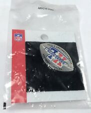 More details for nfl detroit michigan feb 5 2006 superbowl xl pin metal badge collectors mint new
