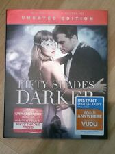 Fifty shades Darker BR/DVD/Digutal HD FREE SHIPPING