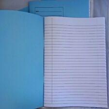 Libros de ejercicio A4 x3 Forrado escolarización Ideal Para El Hogar