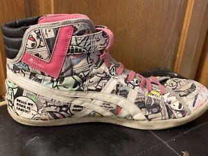 Asics High Tops TOKIDOKI Shoes Womens size 10 sandy TKDK Onitsuka Tiger