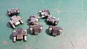 Micro D-Sub Connector Molex 9 Pin D-sub Connector Plug Micro-D