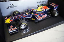 Red Bull Racing RENAULT Rb7 F1 2011 Mark Webber MINICHAMPS 1/18 #110110002