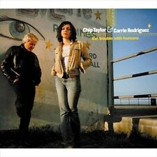 CHIP TAYLOR & CARRIE RODRIGUEZ - The Trouble with Humans -CD-NEW
