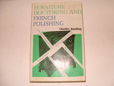 Furniture Doctoring And French Polishing By Charles Harding - As Photo