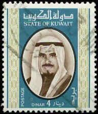 Kuwait Scott #763 Used