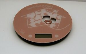 Bilancia da cucina digitale LEMIR colore rosa K47