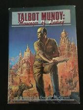 TALBOT MUNDY: MESSENGER OF DESTINY 1983 Donald M. Grant Hardcover