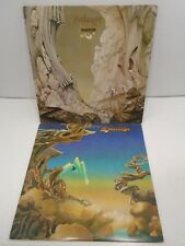 VINTAGE VINYL RECORD LOT OF 2 YES RECORDS 1974 YESTERDAY 1974 RELAYER