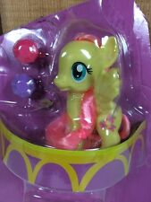 """My Little Pony Midnight In Canterlot LOOSE Fluttershy 4"""" Figure New"""