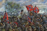 Mark Maritato Signed Civil War Limited Edition Art Print The Angle Gettysburg