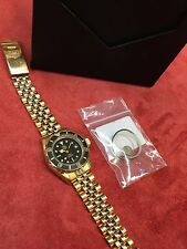 """Wolf of Wall Street"" 18k SS TAG Heuer 980.017 Ladies 1000 Submariner Watch"