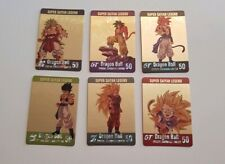 Carte Dragon Ball Z Special Gold Card limited 50 HK(Custom card)