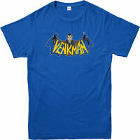 Ghostbuster T-Shirt,Venkam Ghostbuster,Batman Spoof Adult and kids Sizes