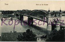 Erster Weltkrieg (1914-18) Ansichtskarten aus den ehemaligen deutschen Gebieten für Architektur/Bauwerk und Brücke
