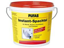 Pufas Instant - Spachtel 4kg Spachtelmasse für innen und außen