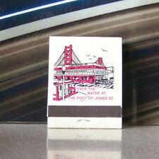 Rare Vintage Matchbook L2 Collectible Advertisement San Francisco California
