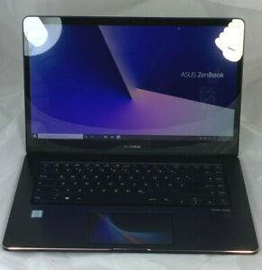 ASUS ZenBook Pro 15 UX580GE-BN016T Core i7 16GB RAM 512GB GTX 1050Ti Cm 1971 I8