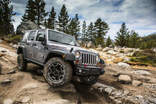 2013 JEEP WRANGLER UNLIMITED RUBICON 10TH ANNIVERSARY ED POSTER STYLE A 24X36