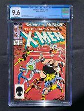 Uncanny X-Men #225 CGC 9.6 (1988) - Freedom Force & Magik app