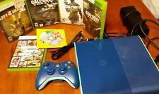 XBOX 360 LIMITED EDITION SYSTEM CONTROLLER POWER SUPPLY HDMI 5 GAMES GRAND THEFT