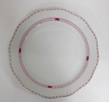 Großer Teller 35 cm Platte HEREND Waldstein Rot red WR