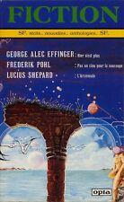 Fiction magazine no. 385-effinger, pohl, shepard, watson... - April 1987