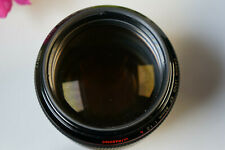 Canon EF  85mm 1.2 L Ultrasonic