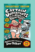 Captain Underpants and the Attack of the Talking Toilets (Captain Underpants) wi