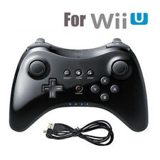 For Wii U Pro Bluetooth Wireless Remote Controller Gamepad Joystick Rechargeable