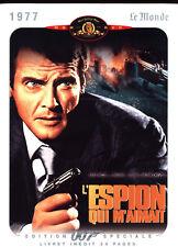 James Bond – Der Spion, der mich liebte (Französische DVD) Roger Moore, Barbara