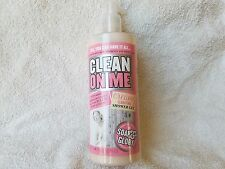 SOAP & GLORY***CLEAN ON ME***Creamy Clarifying SHOWER GEL~~16.2 fl oz/500 ml~NEW