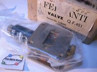 Vacuum Tube QF451 Ferranti Scotland Microwave Valve WR90 Waveguide - NOS Qty 1