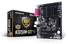 Gigabyte GA-N3050M-D3P Motherboard Builtin Intel Celeron N3050 1.6 GHz Dual-Core