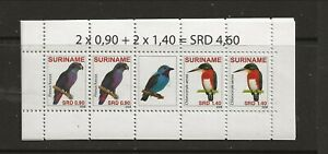 SURINAM/SURINAME Sc 1373I NH issue of 2008 - SOUVENIR SHEET - BIRDS