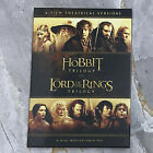 Внешний вид - The Hobbit Trilogy and The Lord of The Rings Trilogy (DVD, 6-Disc Set) Brand New