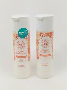 The Honest Company Conditioner Apricot Kiss Deeply Nourishing 2 Pack