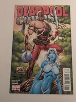 DEADPOOL CORPS #8 LIEFELD COVER MARVEL Comics Book NM