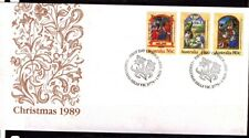 Australia 1989 Christmas Apm21750 First Day Cover
